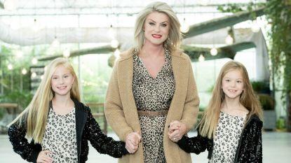 """De dochters van Joyce De Troch doen aan paaldansen: """"Zolang ze het op school goed doen, mag veel"""""""