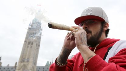 Canada keurt als eerste G7-land legalisering cannabis goed