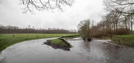 Het mag nog best een tijdje door regenen op de Veluwe