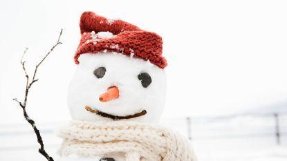 Waarom de sneeuw vandaag perfect is voor een sneeuwman