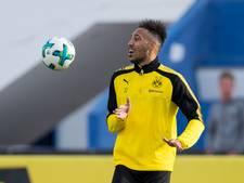 Trainer Dortmund geeft Aubameyang nieuwe kans
