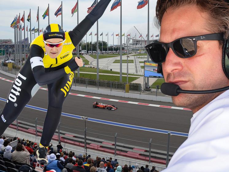 'Max is altijd de betere racer'