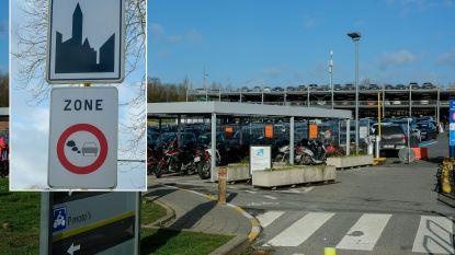 Geen uitzondering op komst voor parking UZ Brussel in Lage Emissiezone