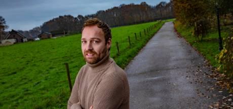 MS-patiënt Martijn (28) krabbelt op na inktzwarte periode: 'In het duister zweefden duizenden lichtjes op me af'