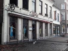 Eigenaar door brand getroffen restaurant Irodion in Roosendaal: 'Hopen dat het meevalt'