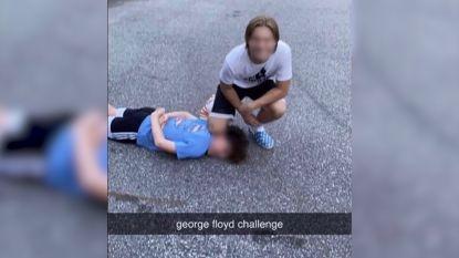 Tieners imiteren dood George Floyd via sociale media, drie Britse jongeren opgepakt