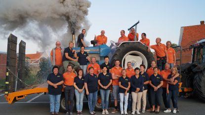 KVLV en Landelijke Gilde organiseren Trekkertrek