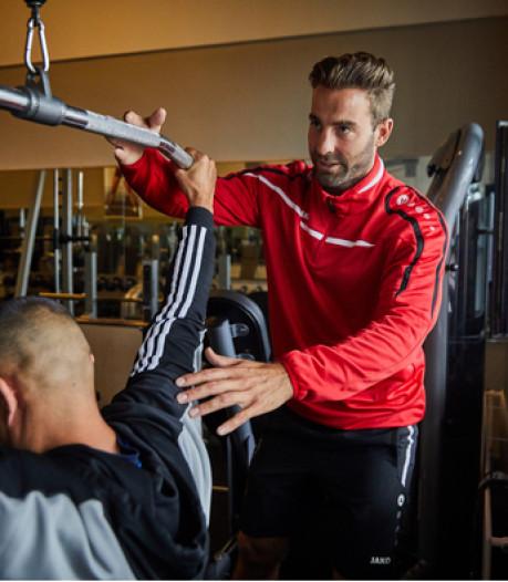 Deze nieuwe fitnesstrainers leren het vak in de gevangenis