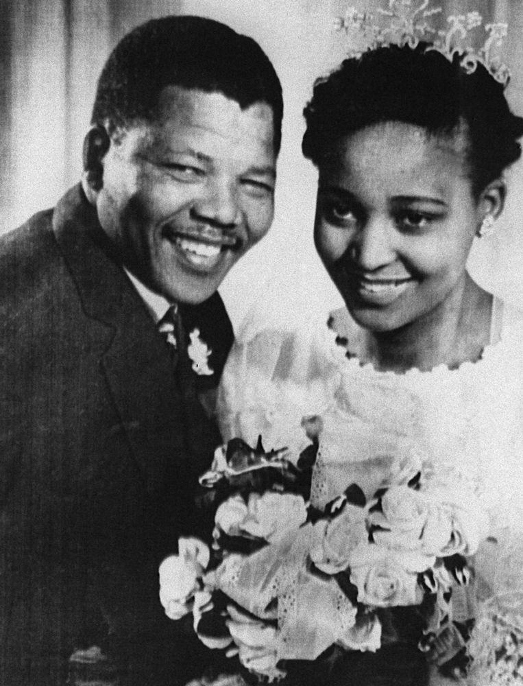 Het Leven Van Winnie Mandela In Beeld De Volkskrant