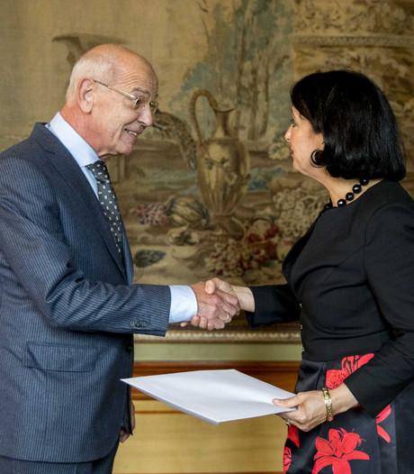 Het is officieel: Gerrit Zalm nieuwe informateur