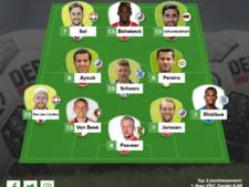 FC Utrecht hofleverancier in Elftal van de Week