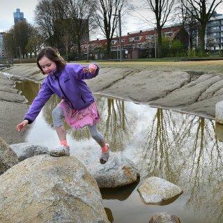 Tilburgers leggen hun eigen 'Central Park' aan
