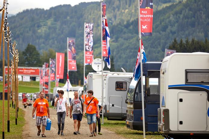 Verstappen Village Veel Meer Dan Een Camping Formule 1