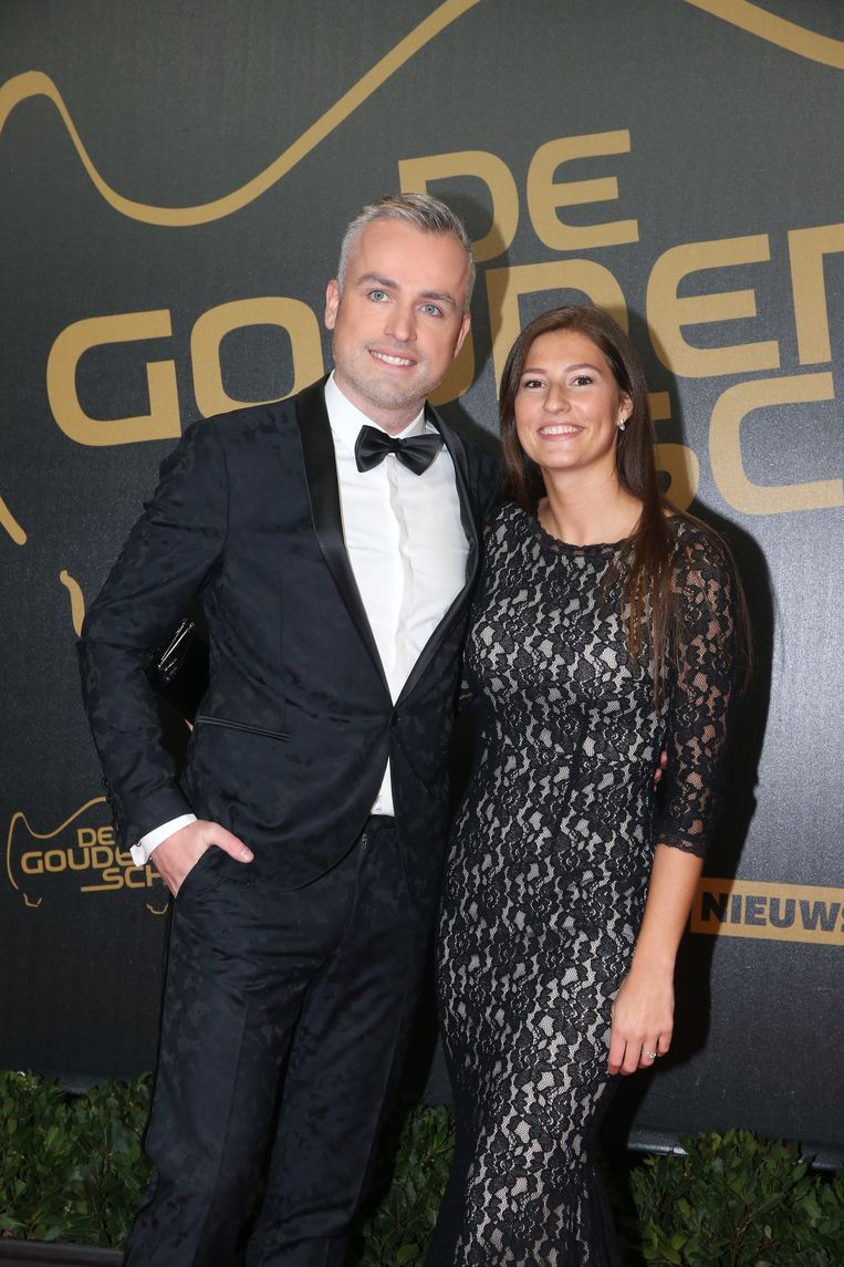 Maarten Breckx en zijn vrouw Lies.