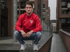 Zaalvoetballers ZVV Eindhoven niet verder dan remise