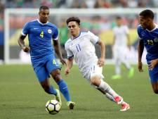 Bondscoach Curaçao selecteert Lachman voor interland tegen Guadeloupe