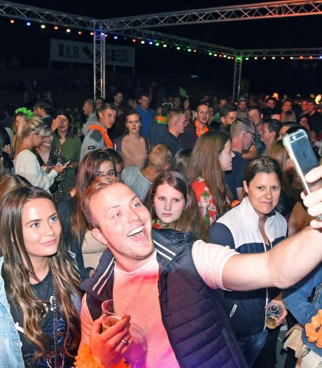 Zwoele avond in Perkpolder met Megan en Kevin van Temptation Island