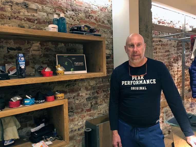 Uitbater Filip Flamée verhuist met Peak Performance naar Haacht