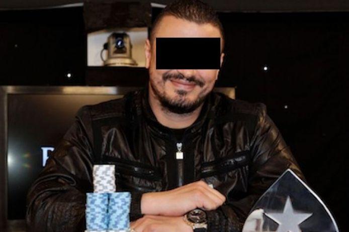 Fransman Ibrahim El F. was een van de beklaagden die vandaag voor de correctionele rechtbank moesten verschijnen.