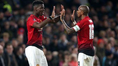 Manchester United heeft revanche voor verloren finale beet en knikkert Hazard en Chelsea uit FA Cup