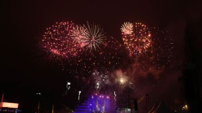 Feestvierders op oudjaar vanaf 21.30 uur welkom aan Atomium