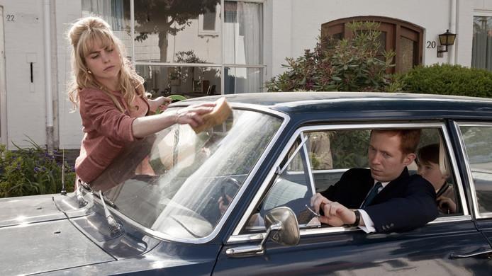 Scène uit de film 'Helleveeg'.
