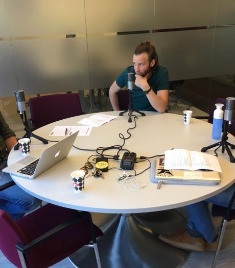 Podcast met de enige Nederlandse hoogleraar Social Media