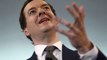 """Boris Johnson wil ex-minister George Osborne als nieuwe IMF-baas"""