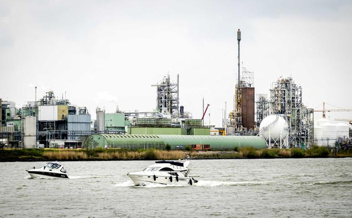 Chemiebedrijf Chemours, een afsplitsing van chemieconcern Dupont.