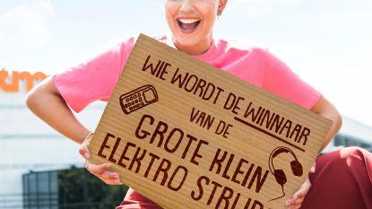De 'Grote Klein Elektro Strijd' van Make Belgium Great Again: Eeklo doet mee