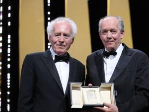 Une Palme d'Or géniale, deux films belges au palmarès et Antonio Banderas au sommet