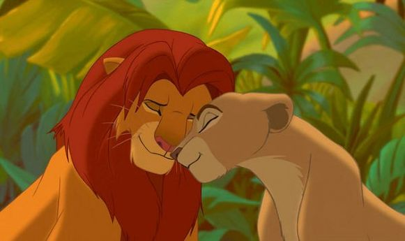 Dankzij tekenfilms als 'The Lion King' wekken de dieren vandaag meer empathie dan angst op.