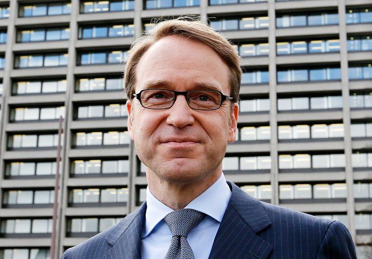 Jens Weidmann  Beeld AP