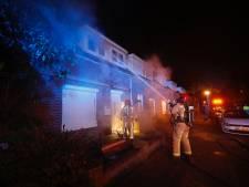 Man (38) steekt zijn oude huis in Eindhoven in brand en wordt zwaargewond aangetroffen in Veldhoven