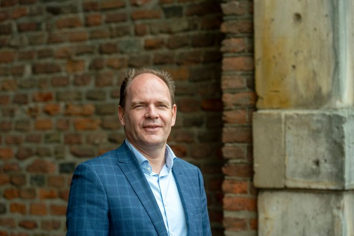Arnhem, 11 september 2019. Arthur Boone, Statenlid VVD . Foto: Gerard Burgers