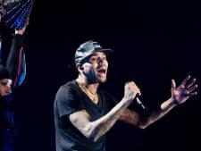 Française beschuldigt r&b-zanger Chris Brown van verkrachting