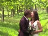 Guido en Marit trouwen corona-proof: 'Dit moest doorgaan'