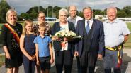 Etienne en Lieve 50 jaar getrouwd