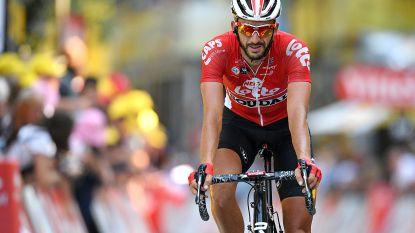 Jelle Vanendert gooit de handdoek, Lotto nu nog maar met drie renners in de Tour