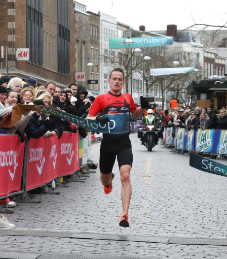 Toplopers Foppen en Van der Wielen concurrenten bij de Stevensloop