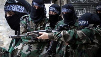 Tekort aan mannen na grote verliezen: IS laat nu ook vrouwen strijden