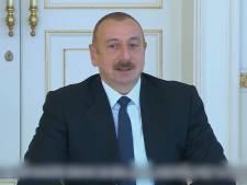 President Azerbeidzjan boos op Tweede Kamer in Nederland