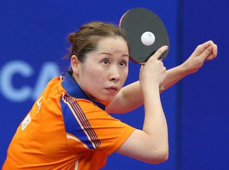 Li Jie. Beeld epa