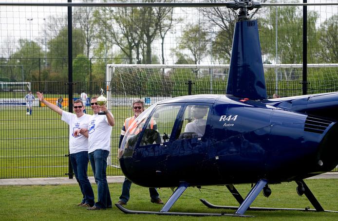 Een rondje recreatief vliegen met een helikopter wordt in Brabant aan strengere regels gebonden.