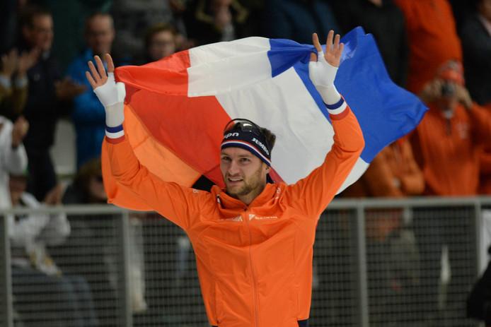 Thomas Krol wordt in februari wereldkampioen op de 1500 meter.