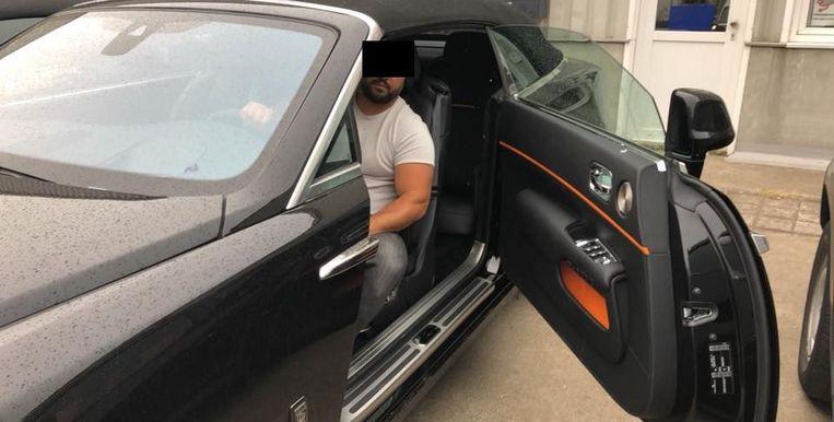 Het verhuurbedrijf Exclusive Quality Cars wordt gelinkt aan de familie van vermeende drugsbaron Othman El B.