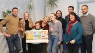 Cheque van 500 euro voor PDK Plus