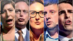Ruim acht miljoen Belgen schudden de politieke kaarten voor de komende vijf jaar