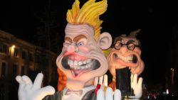 """Stormt het met carnaval? """"De toestand wordt op de voet opgevolgd"""", zegt de burgemeester van Aalst"""