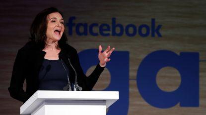 Facebook-topvrouw: regeringen moeten haast maken met privacyregels
